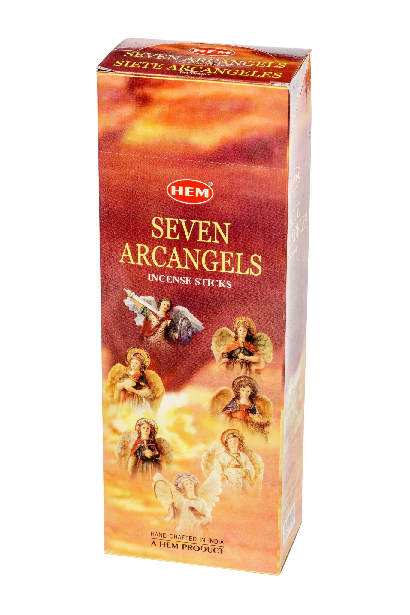 Hem Seven Archangels, 6 x 20g
