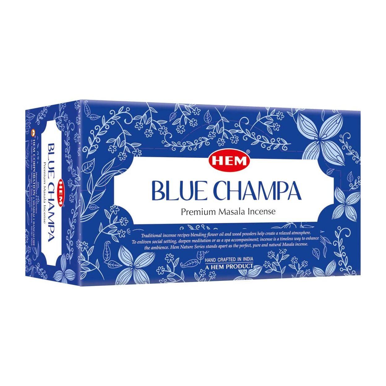 Hem Blue Champa (masala) 15g
