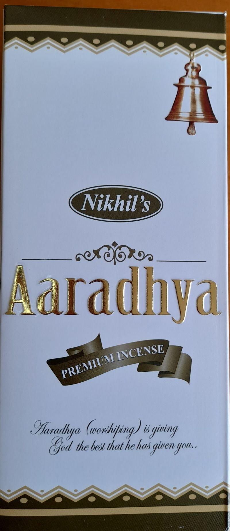 Nikhil Aaradhya 12 x 15g