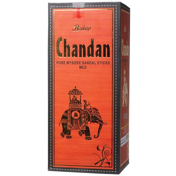 Balaji Chandan, 12 x 15g