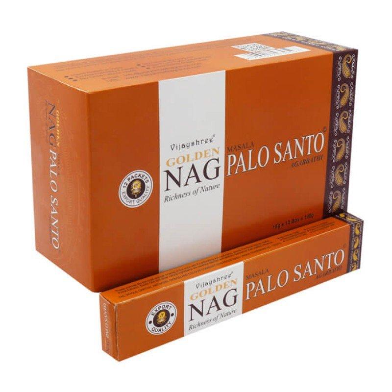 Golden Nag  Palo Santo 12x15g