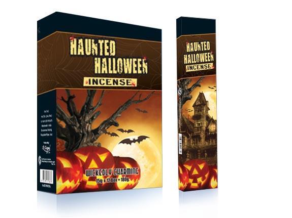 SOI  Haunted Halloween 12x15g