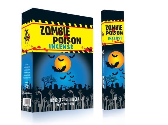 SOI  Zombie Poison 12 x 15g