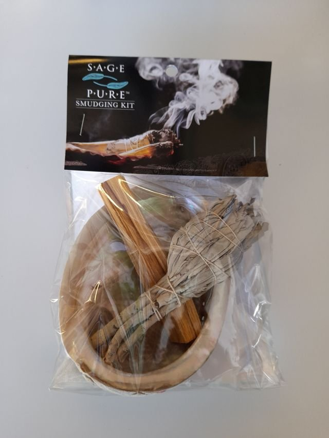 Sage Pure Sage & Palo kit