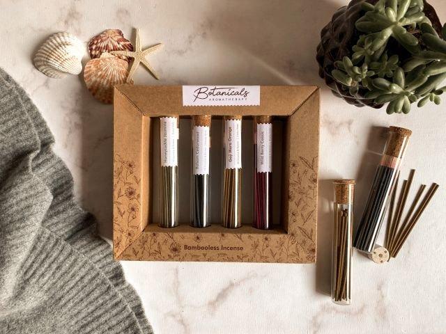 SOI Bot bambooless incense set