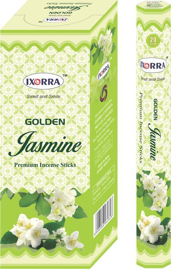 Ixorra Gldn Jasmine 6x20 st