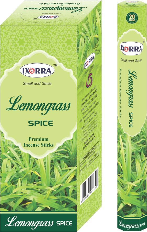 Ixorra Lem'grass Spice