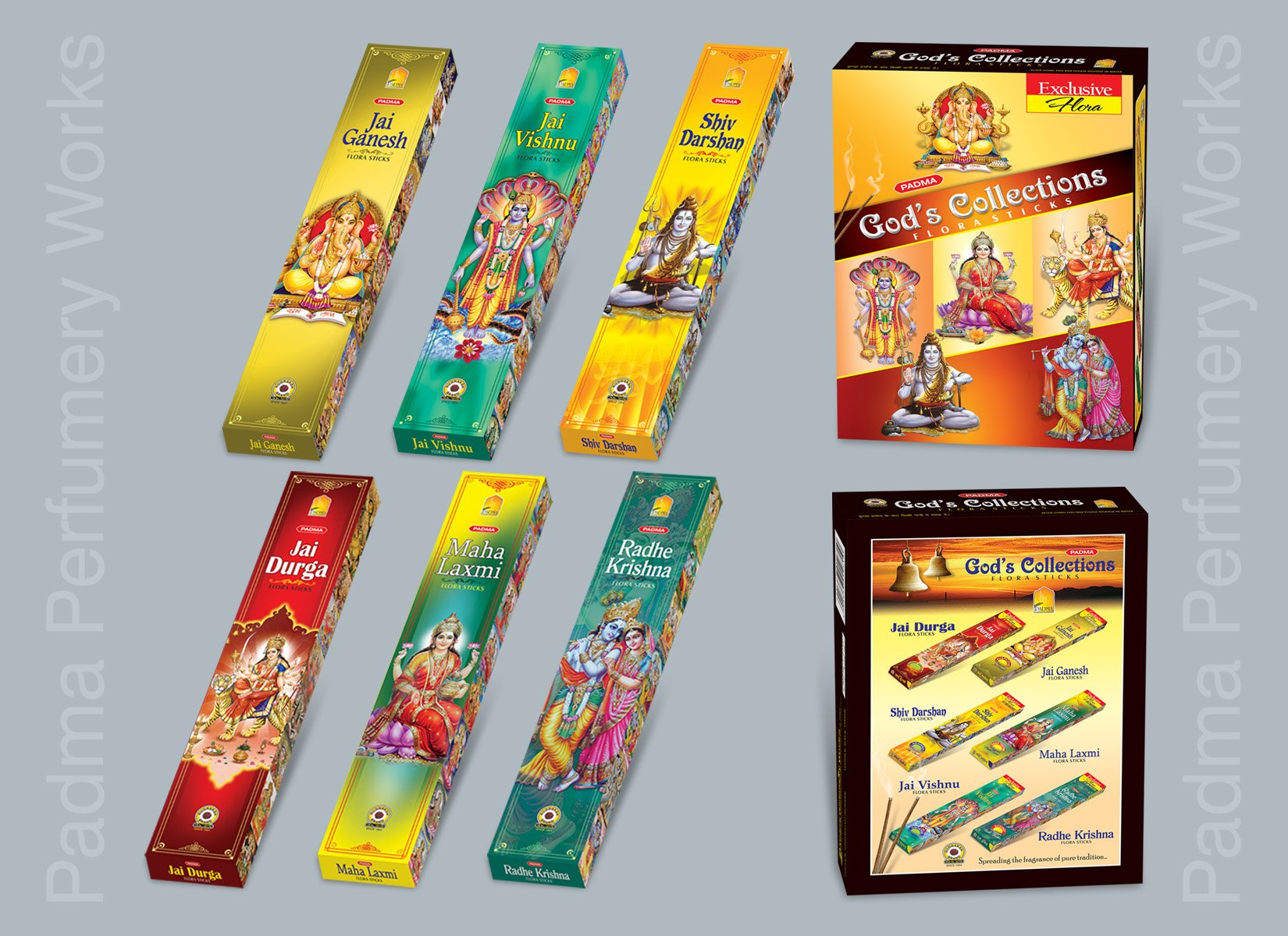25% DISC Padma Gods Collection