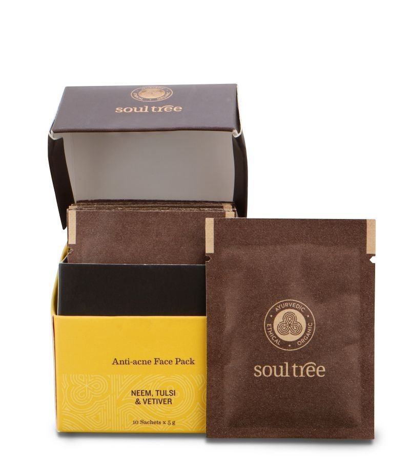 SoulTree Anti-Acne face pack
