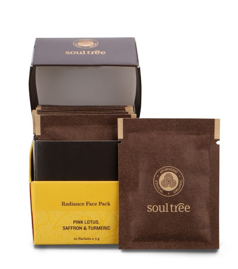 SoulTree Radiance face pack