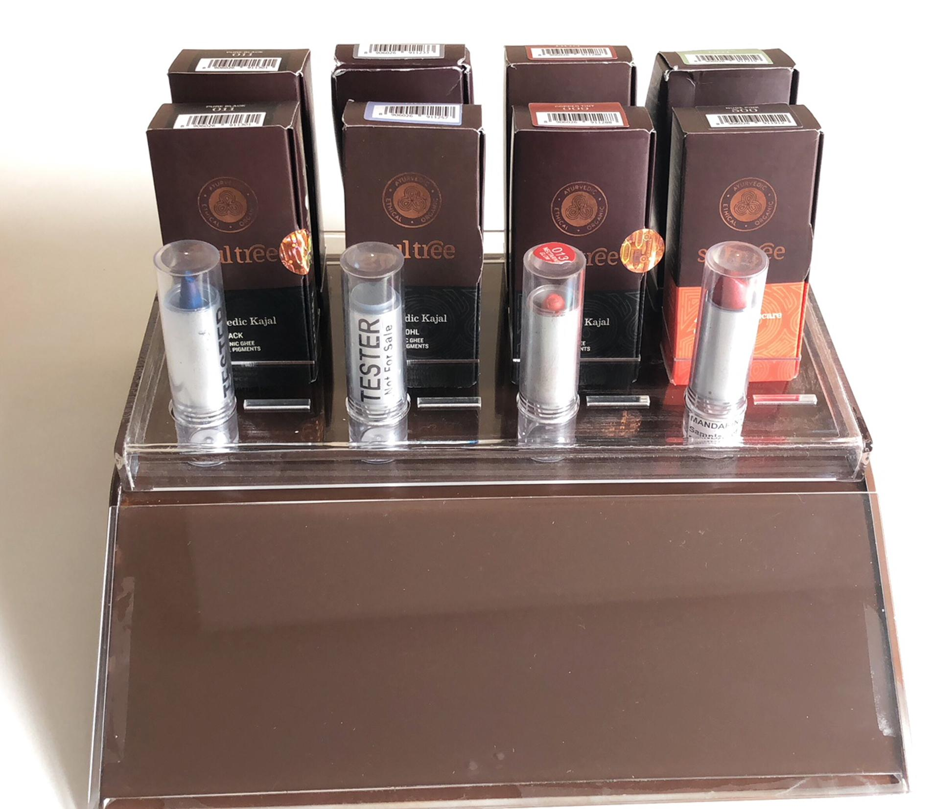 SoulTree Lipstick  Display