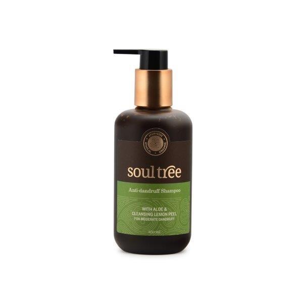 50% SoulTr Dandruff shamp 6/21