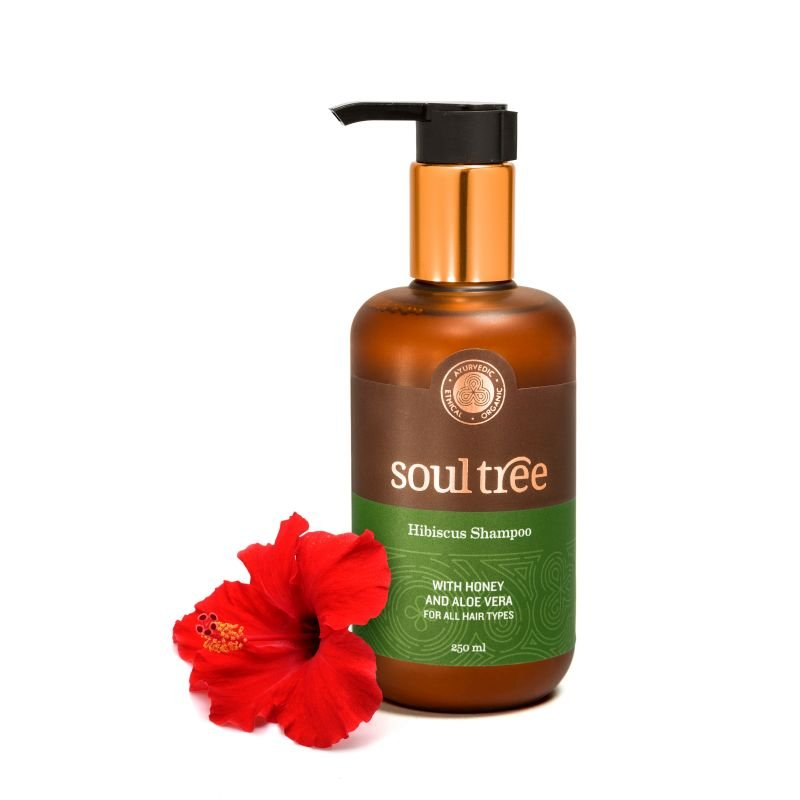 SoulTree Hibiscus shamp  250mL
