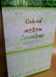 Goloka masala Lemongrass 15g - Click for more info