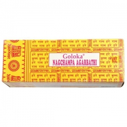 Goloka Nag Champa 12x16g - Click for more info