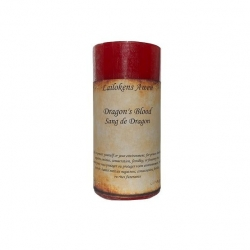 Lailokens candle Dragon Blood - Click for more info