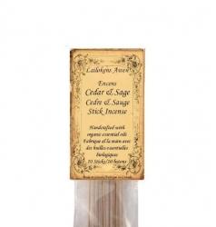 Lailoken Cedar & Sage incense - Click for more info