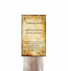 Lailokens incense Sage - Click for more info