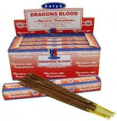 Satya Dragons Blood, 12 x 15g - Click for more info