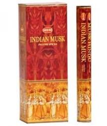 Hem Indian Musk, 6 x 20g