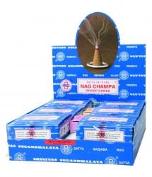 Shrinivas Cones: Nag Champa - Click for more info