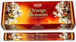 Hem Orange Blossom, 6 x 20g