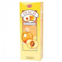 Hem Peach, 6 x 20g