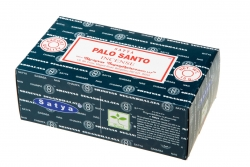 Satya Palo Santo, 12 x 15g - Click for more info