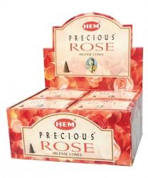 Hem Precious Rose cones
