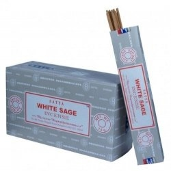 Satya White Sage 12 x 15g - Click for more info