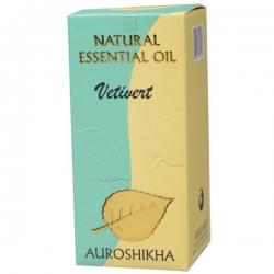 Auroshikha Ess oil: Vetivert - Click for more info