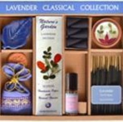 Aurosh. Gift Set--Lavender - Click for more info