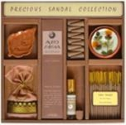 Aurosh. Gift Set--Prec. Sandal - Click for more info