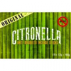 SOI Citronella incense 12x15g - Click for more info