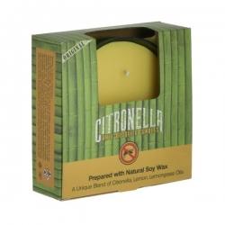 SOI Citronella candle 200g 3pk