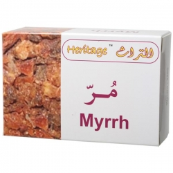 Omani Myrrh Resin 125g