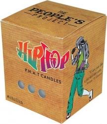 PeoplesProj Candle, Hip Hop