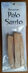Peruvian Palo Santo sticks 3pk - Click for more info