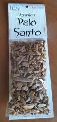 Peruvian Palo Santo chips 25g - Click for more info