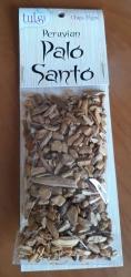 Peruvian Palo Santo chips 25g