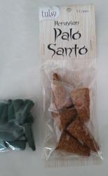 Peruvian Palo Santo cones