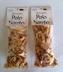 Peruvian PaloSanto large flake - Click for more info