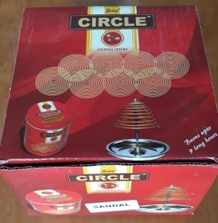 Balaji coils Sandal  (30) - Click for more info