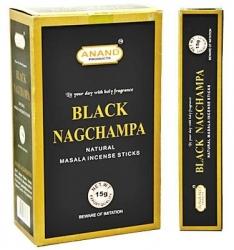 Anand Black Nag Champa 15g