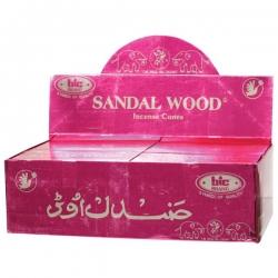 BIC Sandalwood Cones