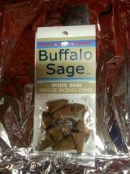 Buffalo White Sage (10) cones