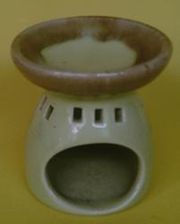 Ceramic Oil Burner, 9cm
