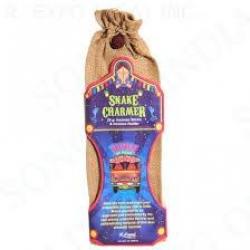 SOI Great India incen & holder (4gisc - Snake Charmer)