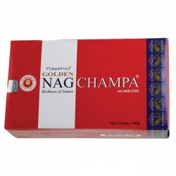 Golden Nag  Champa 12x15g - Click for more info
