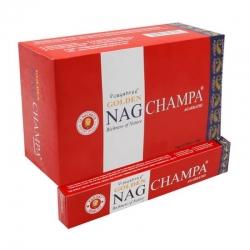Golden Nag  Champa 12x15g